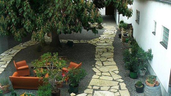 Garden - Hotel Zur Post