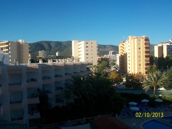 Sol Lunamar Apartments: beautiful view from room 505