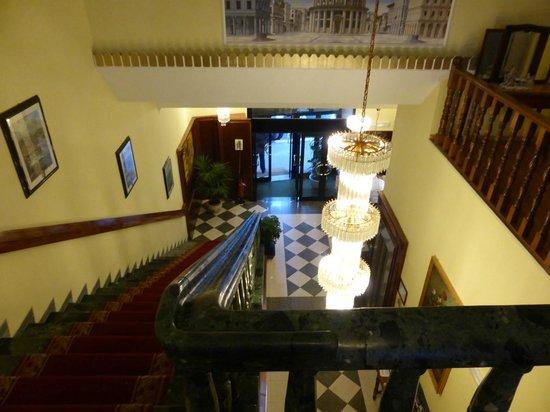 Hotel Impero: Lobby