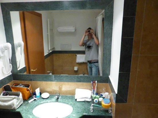 Hotel Impero: Bad