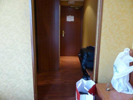 Hotel Impero: Eingangsbereich