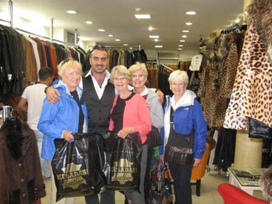 Kusadasi Leather: Women's Leather Jackets