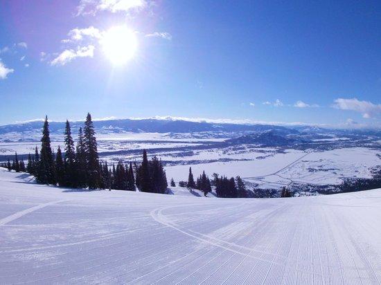 Jackson Hole Mountain Resort: On the slopes