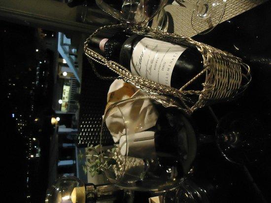 Quadro Restaurant at The Westin Dragonara Resort: montepulciano