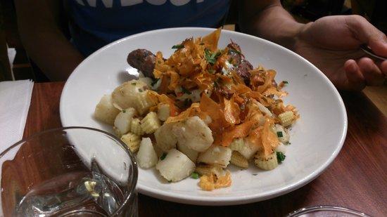 Bona Fides Cafe Restaurant: Cevapi