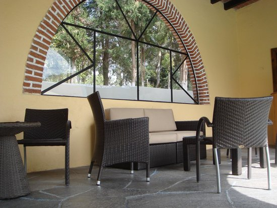 Rancho Hotel El Atascadero: Bar Alberca