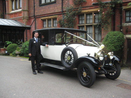 Stanhill Court Hotel: Car