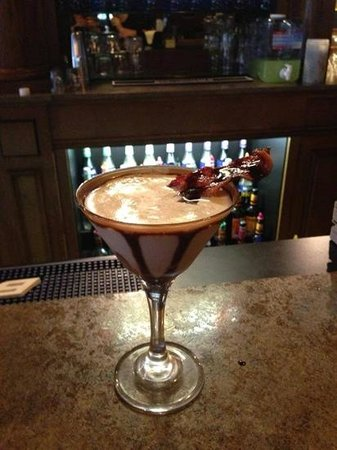 bacon martini picture of mezzos cumberland tripadvisor