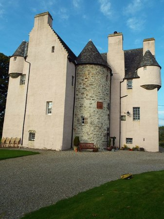 Barcaldine Castle: The stunning castle