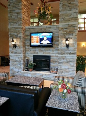 Homewood Suites by Hilton Columbus Airport: Lobby