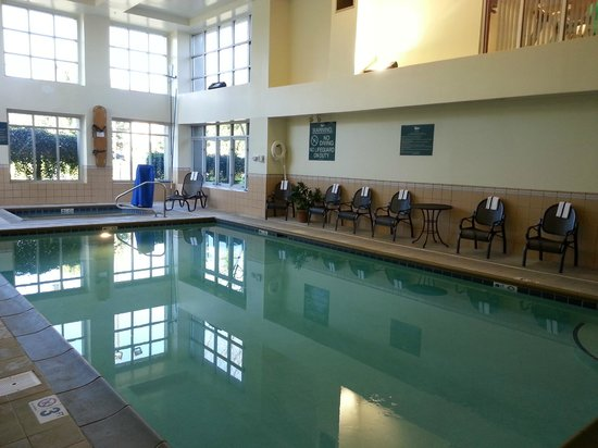 Homewood Suites by Hilton Columbus Airport: Pool