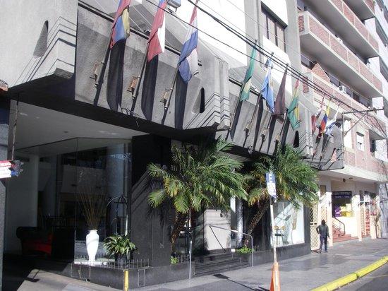Resultado de imagen para hotel presidente salta