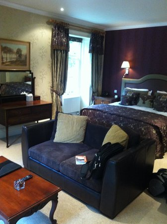 The Wordsworth Hotel and Spa : Scott room 11