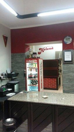 Pizzeria Helena: New look