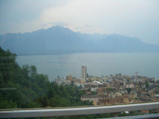 Lago di Garda: a view from hotel in bussalingo
