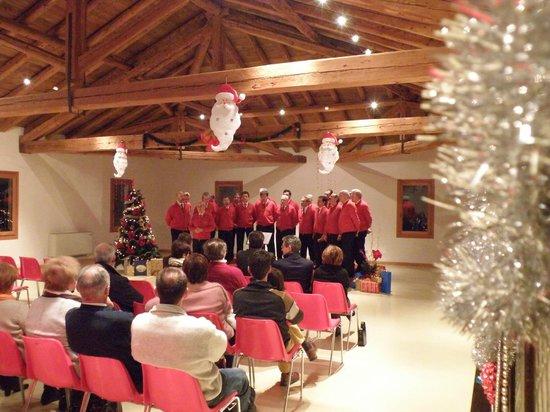 Azzano Decimo, Italia: Concerto di Natale organizzato presso la nostra cantina