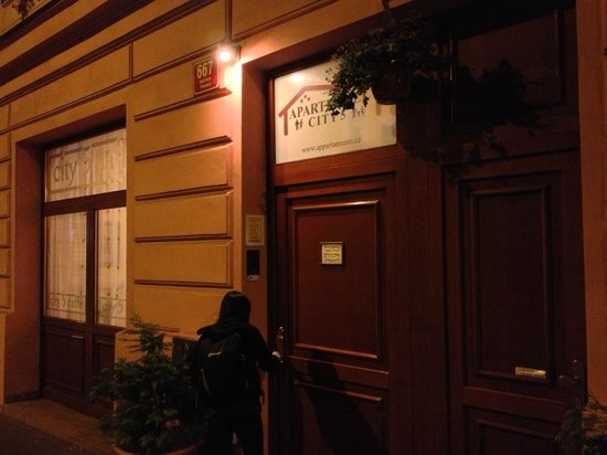 Aparthotel City 5 : Hotel Exterior