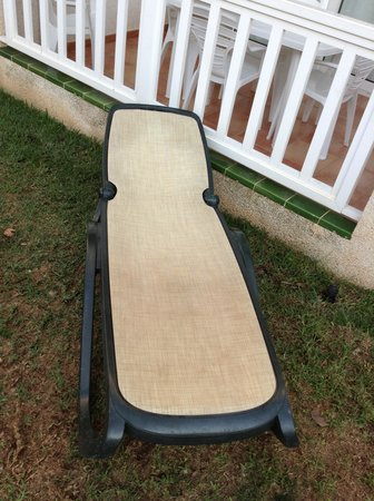 Ona Ogisaka Garden: les chaises qu'on propose