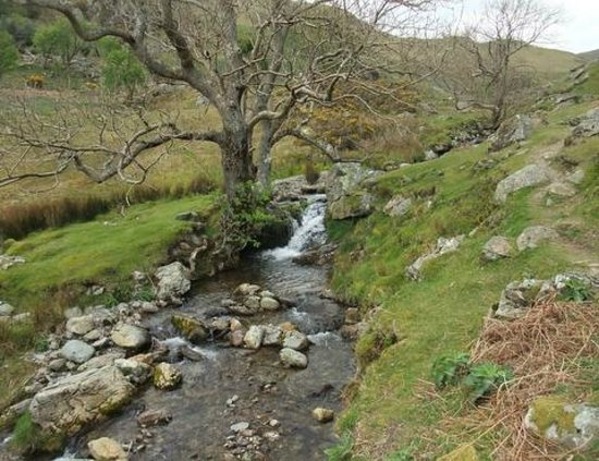 The Patterdale Hotel: Walk from Patterdale Hotel
