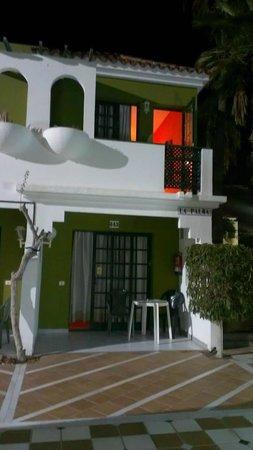 Bungalows Vistaflor: Nuestra habitacion