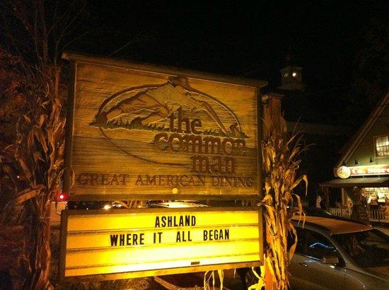 The Common Man Restaurant Ashland NH