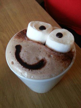 Oak Tree Mobile: Monster Hot Chocolate - yummmmieee