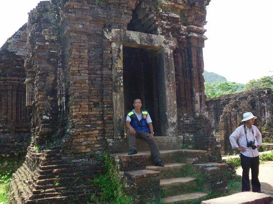 Province de Quang Nam, Vietnam : My Son Sanctuary