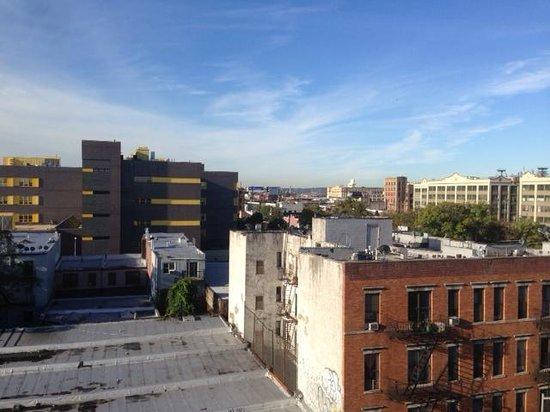 Hotel BPM Brooklyn: Good morning view