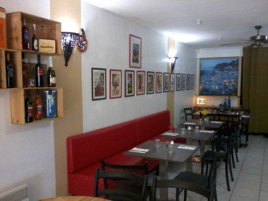 Jokolari : l'intérieur du restaurant