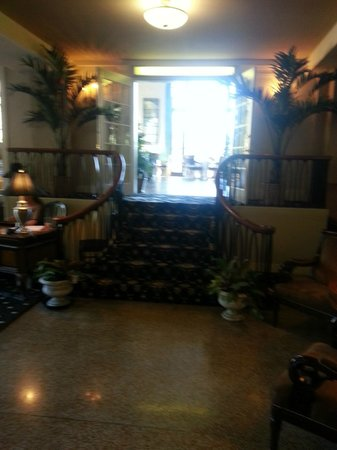 Historic Hotel Bethlehem: Lobby
