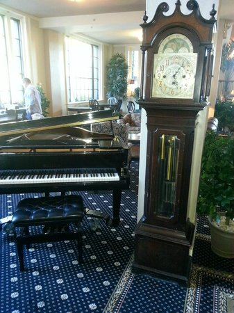 Historic Hotel Bethlehem : Lobby