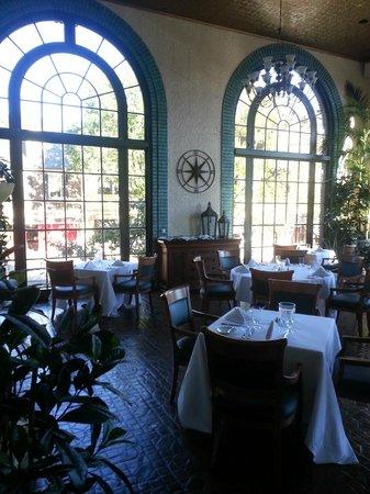 Historic Hotel Bethlehem : Dining Room