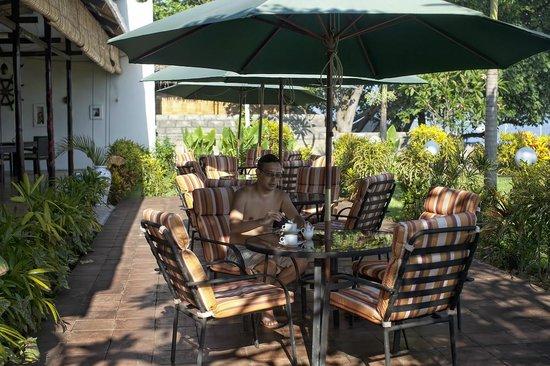 Dolphin Beach Bali: Завтрак