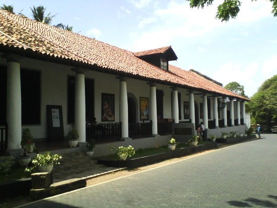 Galle Fort: Galle Museum