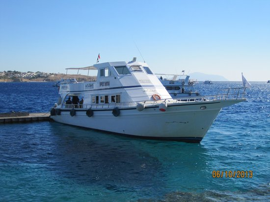 Emperor Divers Sharm El Sheikh: Shorouk-One of Emperors Day boats