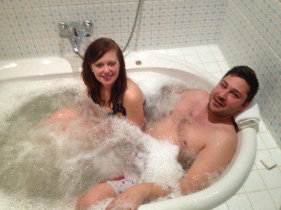 Spa and sauna kuva hotel julian praha tripadvisor for Prague bathhouse