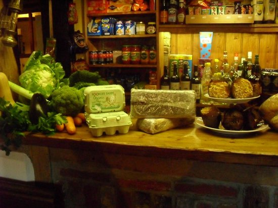 The Gribble Inn: The Pantry Shop
