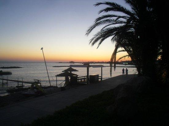 Almyra Hotel : Sunset at Almyra