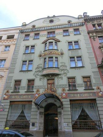 K+K Hotel Central: 入口