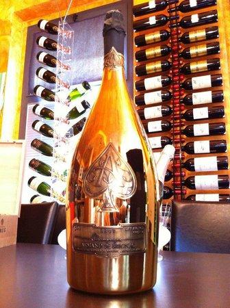 Enoteca da Otto: Champagne Armand de Brignac Gold jeroboam (3 lt.)