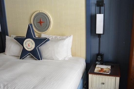 Argonaut Hotel, A Noble House Hotel: camera da letto....