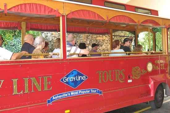 Gray Line Trolley Tours: The Red Trolley