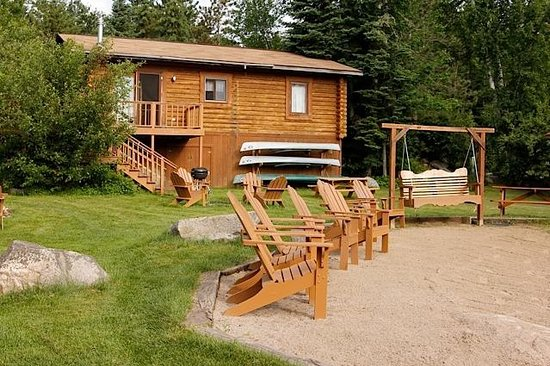 Timber Trail Lodge and Outfitter: Basswood Cabin