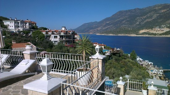 Club Capa Hotel: otel manzarası