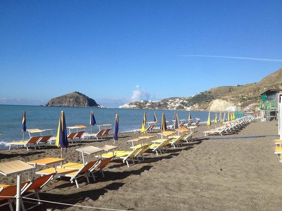 Hotel Parco Smeraldo Terme : Spiaggia maronti