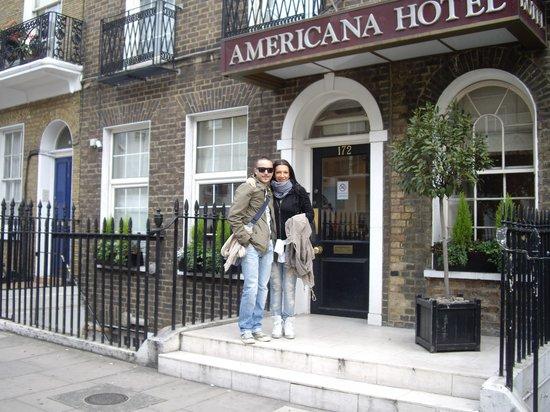 Americana Hotel: bye bye americana