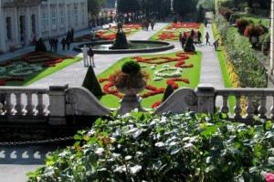 พระราชวังและสวนมิราเบลล์: Mirabel gardens