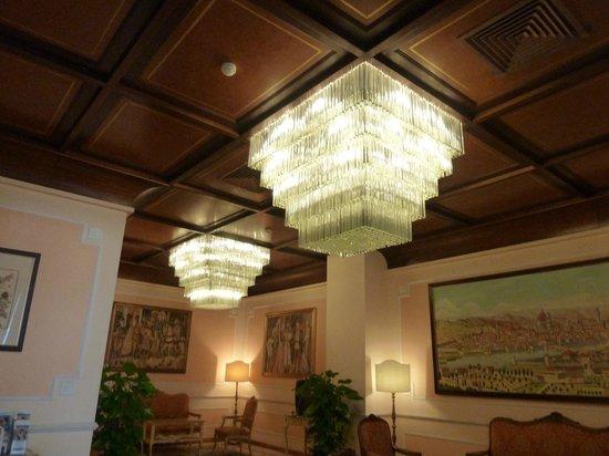 Pierre Hotel Florence: COMEDOR DEL HOTEL