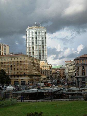 NH Napoli Ambassador: Panorama mozzafiato