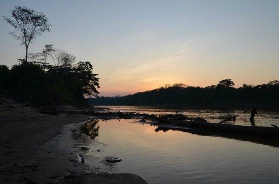 Casa Hospedaje El Gato : Rio Tambopata